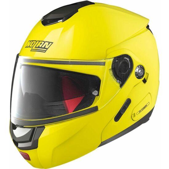 Nolan N90-2 Hi-Visibility - fluo yellow