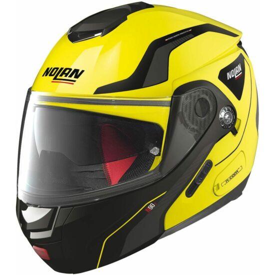 Nolan N90-2 Straton - led yellow