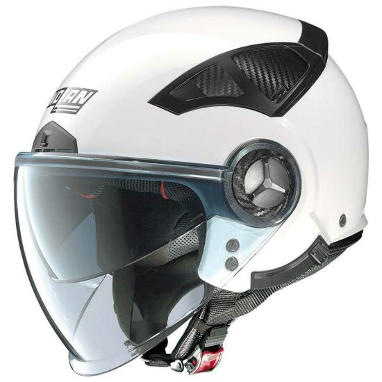 Nolan N33 Evo Classic - metal white