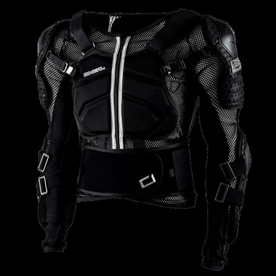 O'Neal UNDERDOG Protector Jacket Gyerek fekete