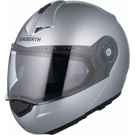Schuberth C3 Pro - ezüst