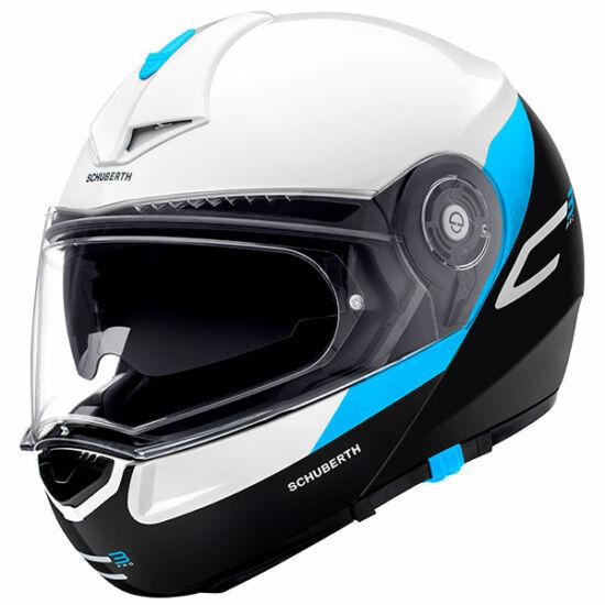 Schuberth C3 Pro Gravity - kék