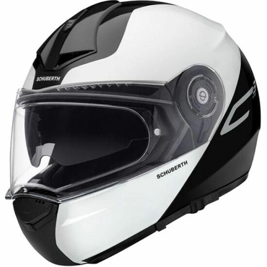Schuberth C3 Pro Split - fehér