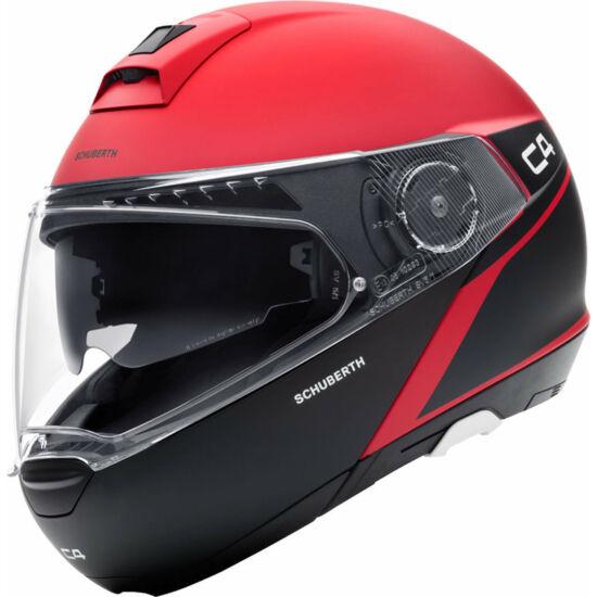 Schuberth C4 Spark - piros