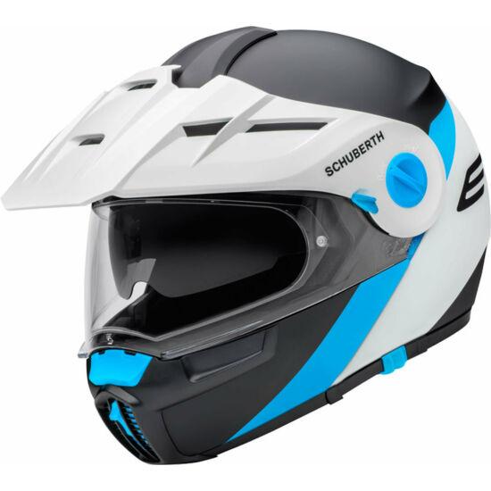 Schuberth E1 Gravity - kék