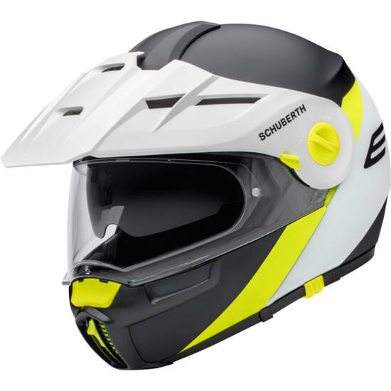 Schuberth E1 Gravity - sárga