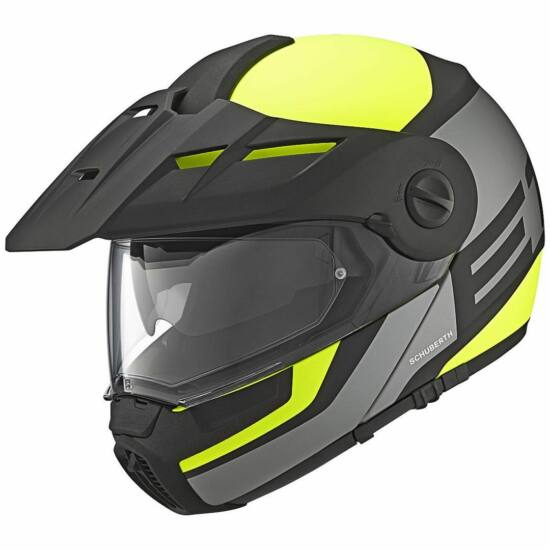 Schuberth E1 Guardian - sárga