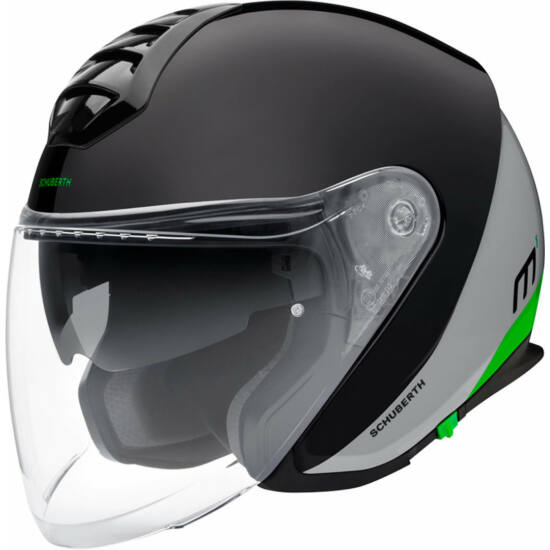 Schuberth M1 Gravity - zöld