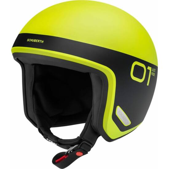 Schuberth O1 Ion - sárga