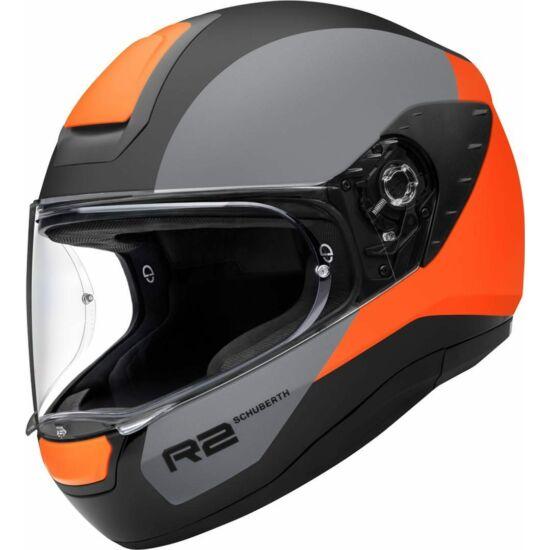 Schuberth R2 Apex - narancs