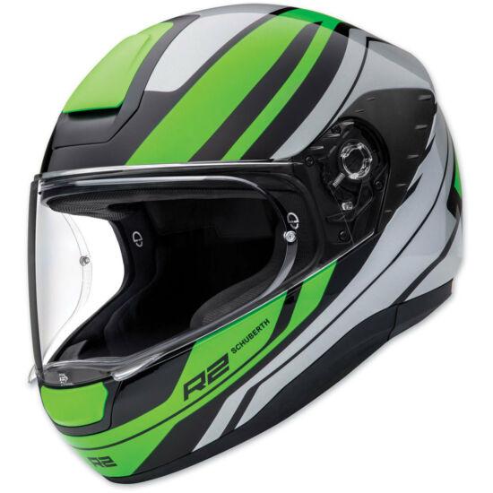 Schuberth R2 Enforcer - zöld