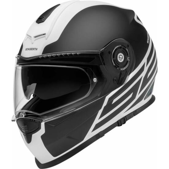Schuberth S2 Sport Traction - fehér