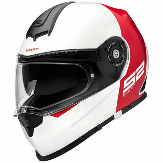 Schuberth S2 Sport Redux - piros