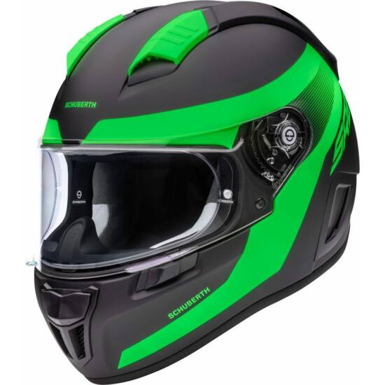 Schuberth SR2 Resonance - zöld