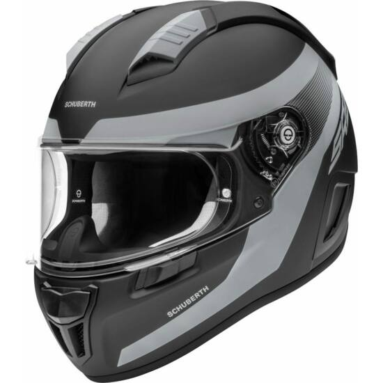 Schuberth SR2 Resonance - szürke