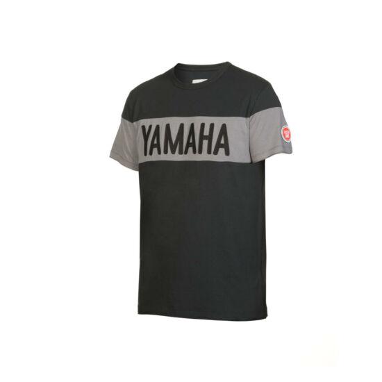 Yamaha Faster Sons Lubbock férfi fekete póló