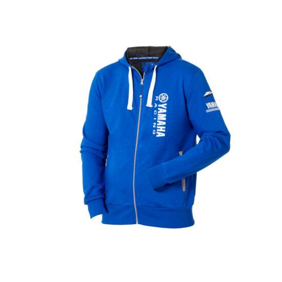 Yamaha Paddock Blue férfi kapucnis pulóver